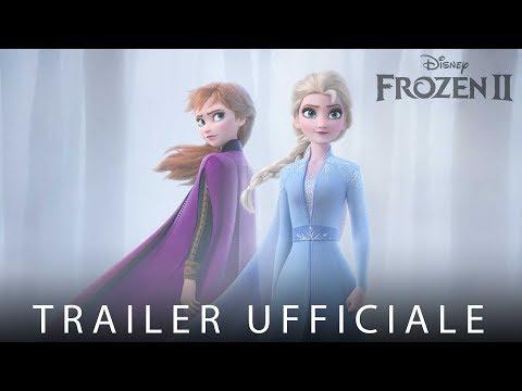 Preview Trailer Frozen 2 - Il segreto di Arendelle, nuovo trailer ufficiale italiano