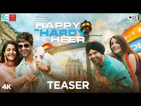 Happy Hardy And Heer Official Teaser | Himesh Reshammiya, Arijit Singh, Navraj Hans, Sonia Mann