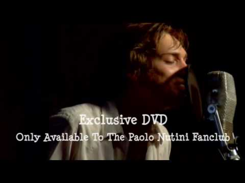 Exclusive Paolo Nutini Fan Club Gold DVD trailer - Live in New Orleans