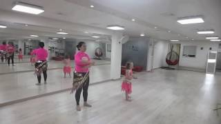 Choryang-dong South Korea  city pictures gallery : Busan bellydance narcisse academy children class