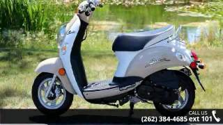 6. 2010 KYMCO Sento 50  - Action Power Sports - Waukesha, WI...