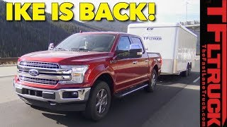 4. 2018 Ford F150 Takes On The World's Toughest Towing Test