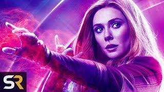 Video Ranking The 25 Most Powerful Marvel Heroes In Avengers: Infinity War MP3, 3GP, MP4, WEBM, AVI, FLV Mei 2019
