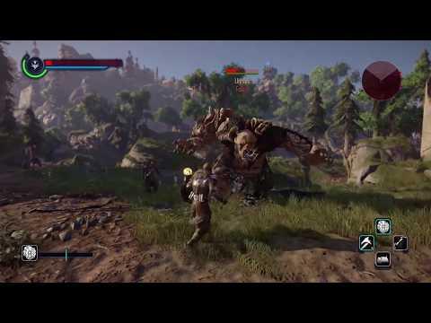 ELEX - E3 2017 Gameplay HD (видео)