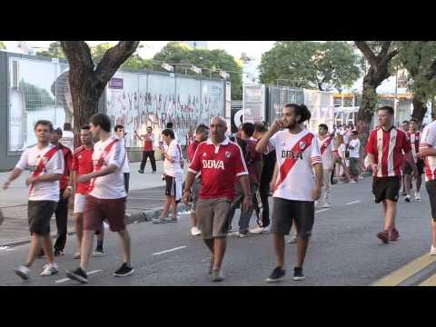 #CopaLibertadores La previa de River vs. Tigres