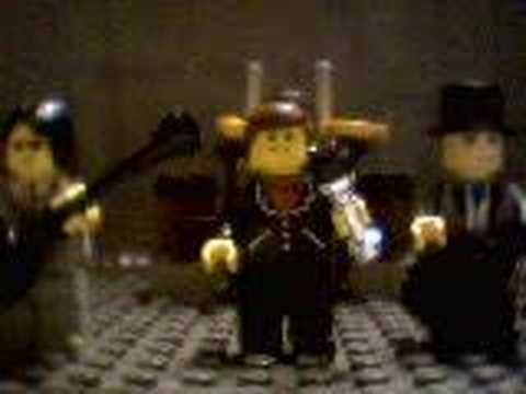 Lego version Thunderstuck