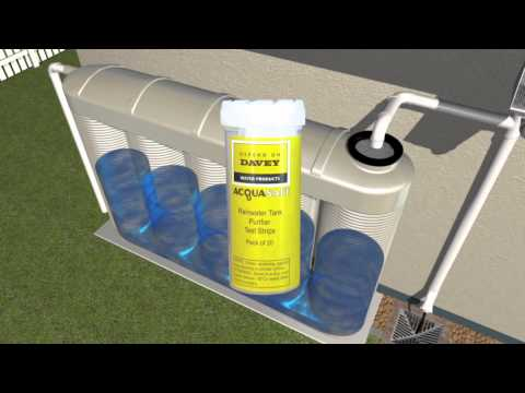 Capturing and Treating Rainwater for Use
