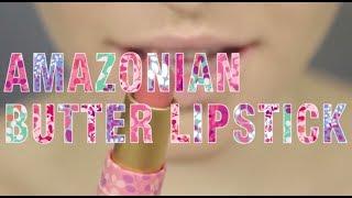 Amazonian butter lipstick