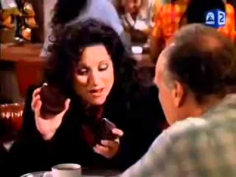 seinfield - Jerry Seinfield never had to be the star of every show, here Elaine has me dying arguing with the lady from the homeless shelter. So real.