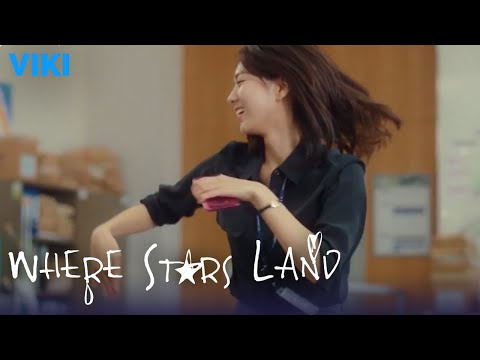 Where Stars Land - EP3 | Chae Soo Bin's Celebratory Dance [Eng Sub]