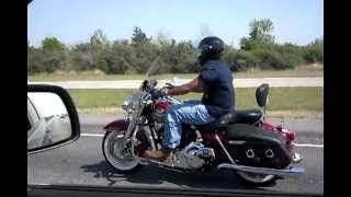 10. 2009 Harley Davidson Road King Classic