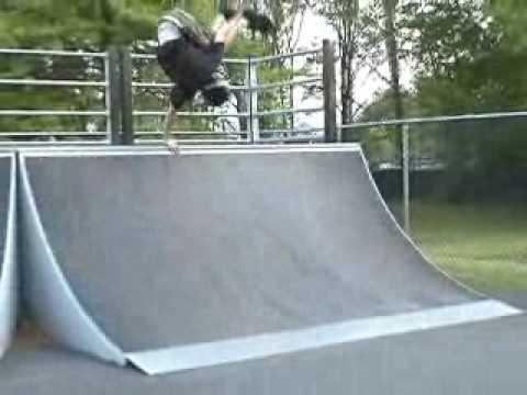 chatham skatepark session