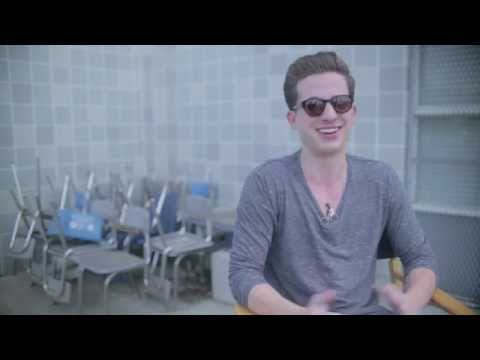 "Behind The Scenes: Charlie Puth - ""Marvin Gaye"" Ft. Meghan Trainor"
