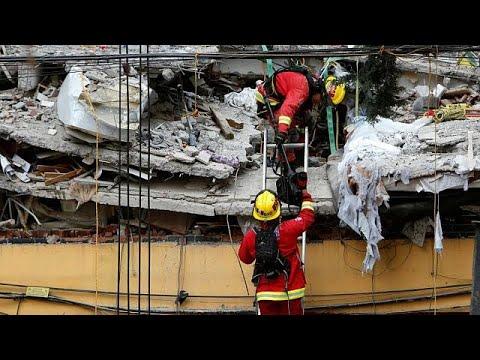 العرب اليوم - شاهد: أسباب وقوع زلزال المكسيك المدمِّر
