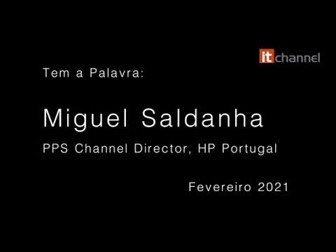Tem a Palavra   Miguel Saldanha   HP