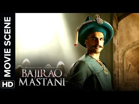 Ranveer Wants To Conquer Delhi | Bajirao Mastani | Movie Scene