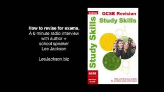 How to revise for exams  - an interview with study skills author + speaker Lee