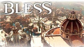 "Видео к игре Bless из публикации: Bless - Слухи об издателе и ""секретном"" тестировании"