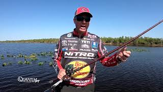 Bladed Jig tips from KVD | 40% OFF Tour KVD Rods