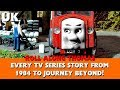 Video - (UK) A Roll Along Original - Every TV Story from 1984 to Journey Beyond! - Thomas & Friends