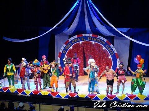Murga «El gran circo de Franchesco Acosta,domador de langostas»