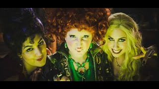 HOCUS POCUS Music Video - I Put A Spell On You - Traci Hines ft Lauren Matesic