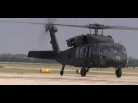 UH-60 Black Hawk Pilots  KS, UNITED...