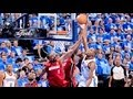 Top 5 Plays of the Night: NBA Finals Game 1