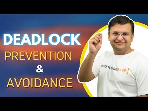 Part 4.1 #Deadlock in Operating system in Hindi  #DeadlockinOS #PreventionAvoidance
