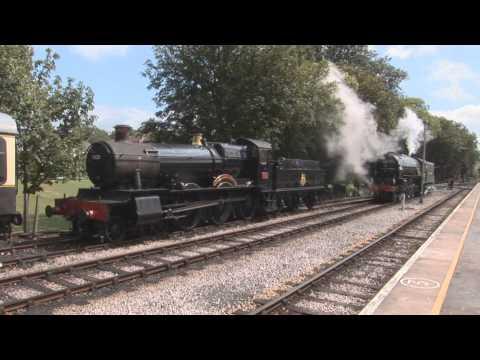 LNER A1 60163 'Tornado' with The Torbay Express at Dawlis...