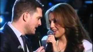 Michael Buble & Thalía - Feliz Navidad
