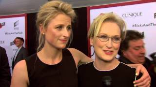 Nonton Ricki And The Flash  Mamie Gummer   Meryl Streep Movie Premiere Interview Film Subtitle Indonesia Streaming Movie Download