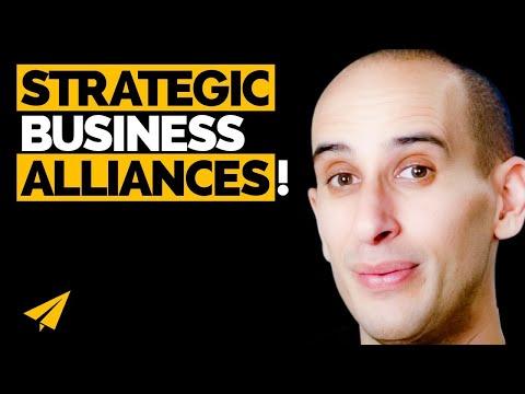 7 Ways to Make Strategic Business ALLIANCES - #7Ways