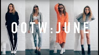 Check out Laura's Video and SUBSCRIBE: https://youtu.be/2eH933-nnOcMusic: https://soundcloud.com/spireproject/bedownwmeSunday:Hoodie- https://goo.gl/WLnJKeMonday:Dress- not available anymoreBig Belt: http://go.magik.ly/ml/59wi/Little Belt: http://go.magik.ly/ml/5dmf/Shoes- http://go.magik.ly/ml/4t77/Tuesday: Sweater- https://goo.gl/5kKgzmPants- http://go.magik.ly/ml/5dmg/Boots- http://go.magik.ly/ml/5dmh/Wednesday:Sweater- http://go.magik.ly/ml/5dmm/Tank- http://go.magik.ly/ml/54lf/Jeans- VintageShoes- http://go.magik.ly/ml/4t77/Sunglasses: http://go.magik.ly/ml/5dmj/Thursday: Coat Dress: http://go.magik.ly/ml/5dml/Boots: http://go.magik.ly/ml/5dmh/Sunglasses: http://go.magik.ly/ml/5dmj/Friday: Sweater- https://goo.gl/5kKgzmShorts- VintageBoots- Old AldoGlasses- http://go.magik.ly/ml/4q5h/Belt: http://go.magik.ly/ml/5dmf/Saturday: Dress- Mr. SaturdayShoes: http://go.magik.ly/ml/3o1b/Sunglasses: Quaycheck out my clothing line: http://www.unclexstudios.comthe uncle instagram: http://www.instagram.com/unclexstudioscheck out my blog: http://www.allegralouise.com.....................................................................................................................EMAIL: allegralouisee@gmail.com.....................................................................................................................SOCIAL MEDIA:Facebook: http://www.facebook.com/allegralouiseeWebsite: http://www.allegralouise.comTwitter: http://www.twitter.com/AllegraShawTumblr: http://www.getnakedforasecnow.tumblr.comInstragram: http://www.instagram.com/AllegraShawPinterest: https://www.pinterest.com/allegrashawSpotify: Allegra Shaw.....................................................................................................................Get 20 off your first Uber ride with promo code → ih0niGet 10$ off your first Uber eats meal with promo →  eats-ih0ni.....................................................................................................................FILM