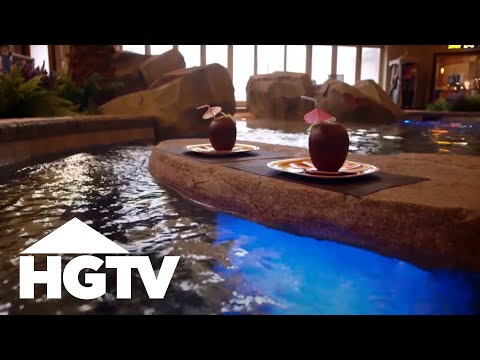 Video Indoor Year-Round Lagoon Pool - HGTV download in MP3, 3GP, MP4, WEBM, AVI, FLV January 2017