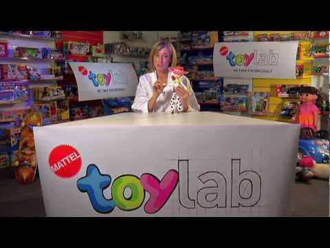 Toy Story 3 - Jessie Talking Doll from Mattel's ToyLab.com.au