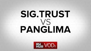 Pang5 vs Signature, game 2