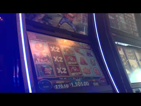 $30 TIMBERJACK SLOT MACHINE BONUS HUGE WIN HANDPAY JACKPOT HIGH LIMIT