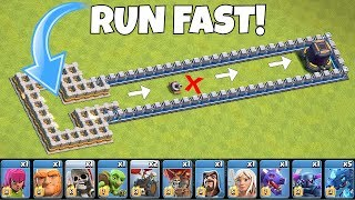 "Video Who can OUTRUN a TORNADO trap??? ""Clash Of Clans"" troll race! MP3, 3GP, MP4, WEBM, AVI, FLV Juni 2019"
