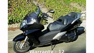 4. 2012 Honda Silver Wing ABS -  Transmission Details motorbike Top Speed Specification