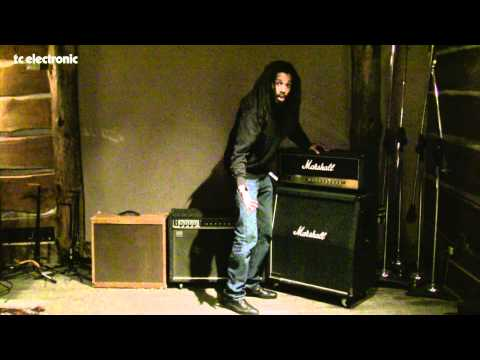 TC Electronic visits the famous Manhattan Center studios.  Chief Engineer Darren Moore shows us how to capture the best sound when miking guitar amps.