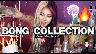 MY BONG COLLECTION by Kimmy Tan