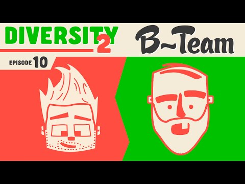 e10 - Minecraft Diversity is a map with multiple different challenges. But none too difficult for the B-Team! Join us as we claw our way through this adventure....for a second time ;) My partner...