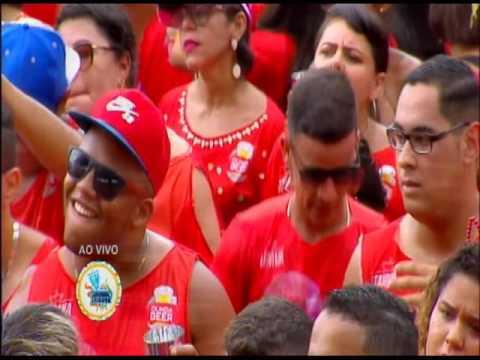 Artur Tigre entrevista Léo Santana, no Olinda Beer
