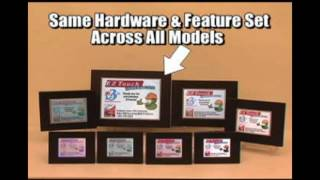 HMI features across all models