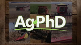 On this week's Ag PhD TV show, Brian and Darren Hefty talk about the upcoming 2017 Ag PhD Field Day, plant tissue analysis, late season corn diseases, nitrogen use in soybeans, and the Weed of the Week, toothed spurge.
