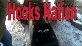 9. How to remove Polaris snowmobile seat