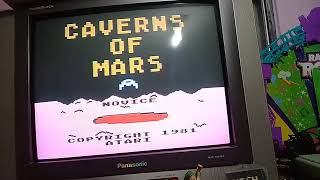 Caverns of Mars [Pilot] (Atari 400/800/XL/XE) by omargeddon