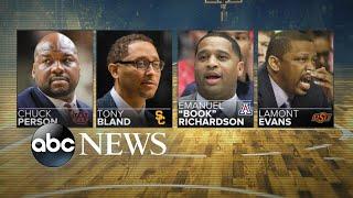 Video 10 arrested in college basketball corruption scandal MP3, 3GP, MP4, WEBM, AVI, FLV November 2017