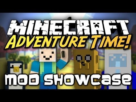 Adventure - WHAT TIME IS IT? TIME TO CHECK OUT THIS MOD! Let's try to get to 5K likes! Download the mod here: http://www.minecraftforum.net/topic/1641552-adventure-time-...
